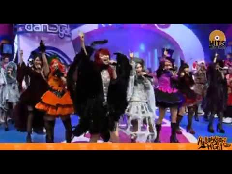 JKT48   Halloween Night Live Perform DahSyat Musik