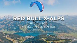 Red Bull X-Alps in Zell am See-Kaprun