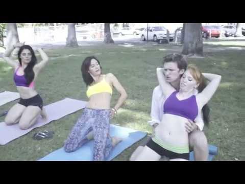 PHINE WINE Yoga Class