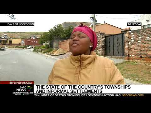 SA Lockdown Day 8 | Many Struggle To Stay Indoors