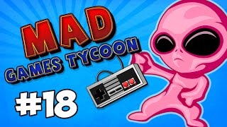 Mad Games Tycoon #18 - 100% BEST GAME EVER w/Seniac
