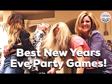 Fisher - Here's Some Fun Party Games For NYE