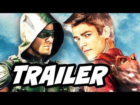 Arrow Season 5 Final Trailer Breakdown and The Flash 4 Night Crossover