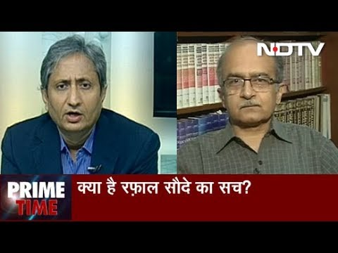 Prime Time With Ravish Kumar, Sep 21, 2018 | Govt Had No Say in Reliance Being Part of Rafale Deal?