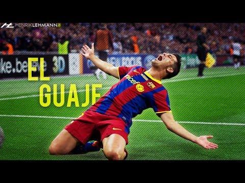 David Villa - El Guaje | FC Barcelona 2010-2013