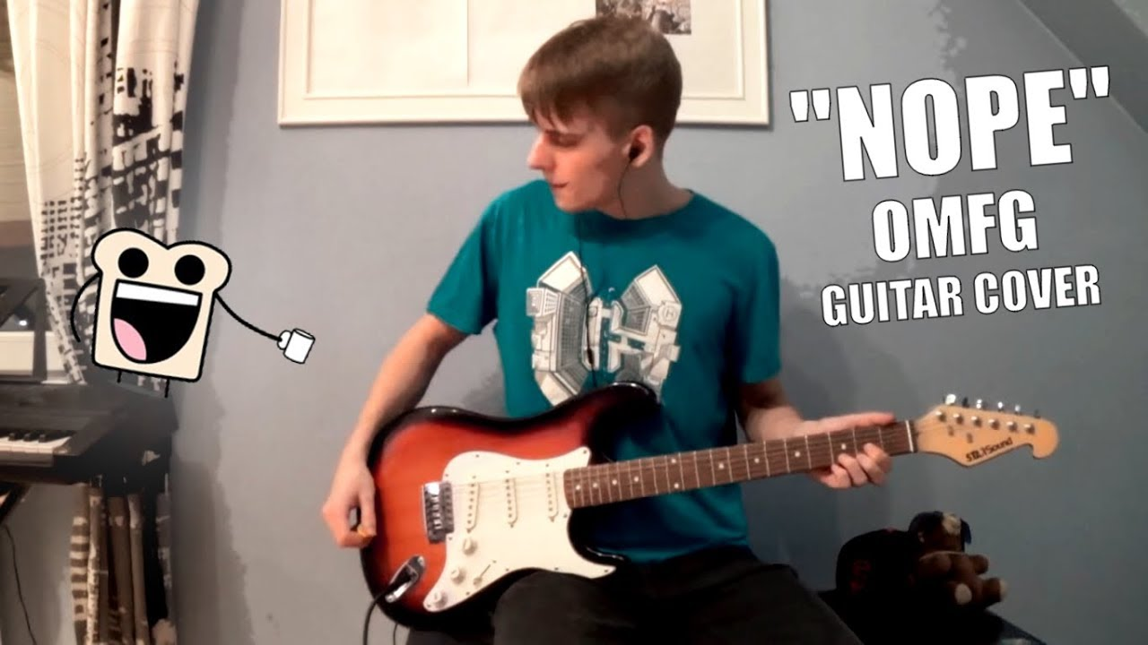 OMFG - Nope | Guitar Cover