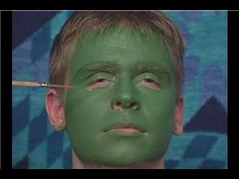 Incredible Hulk Halloween Makeup Incredible Hulk