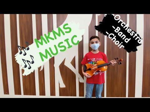 Marshall Kendrick Middle School Music Program| 2021