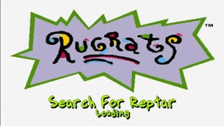 Rugrats: Search for Reptar [Complete Puzzle]