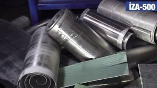 Aluminum composite panel recycling machine ( iza 500 )