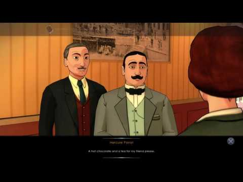 Agatha Christie - The ABC Murders part 9 the victoms place of work |