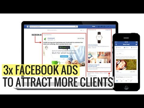 The Ultimate Facebook Ad Guide To Sign On New Clients