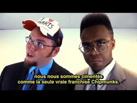 Nostalgia Critic - Alvin et les Chipmunks (2007) VOSTFR