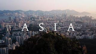 Micah Rynders - Asia 2019