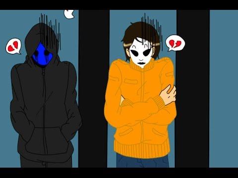 Speedpaint-Eyeless Jack and Tim Masky (Creepypasta)-2 ...