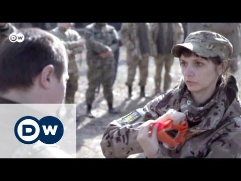 Eastern Ukraine: between