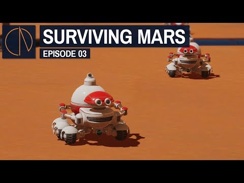 Surviving Mars | UNDERGROUND WATER (#3)