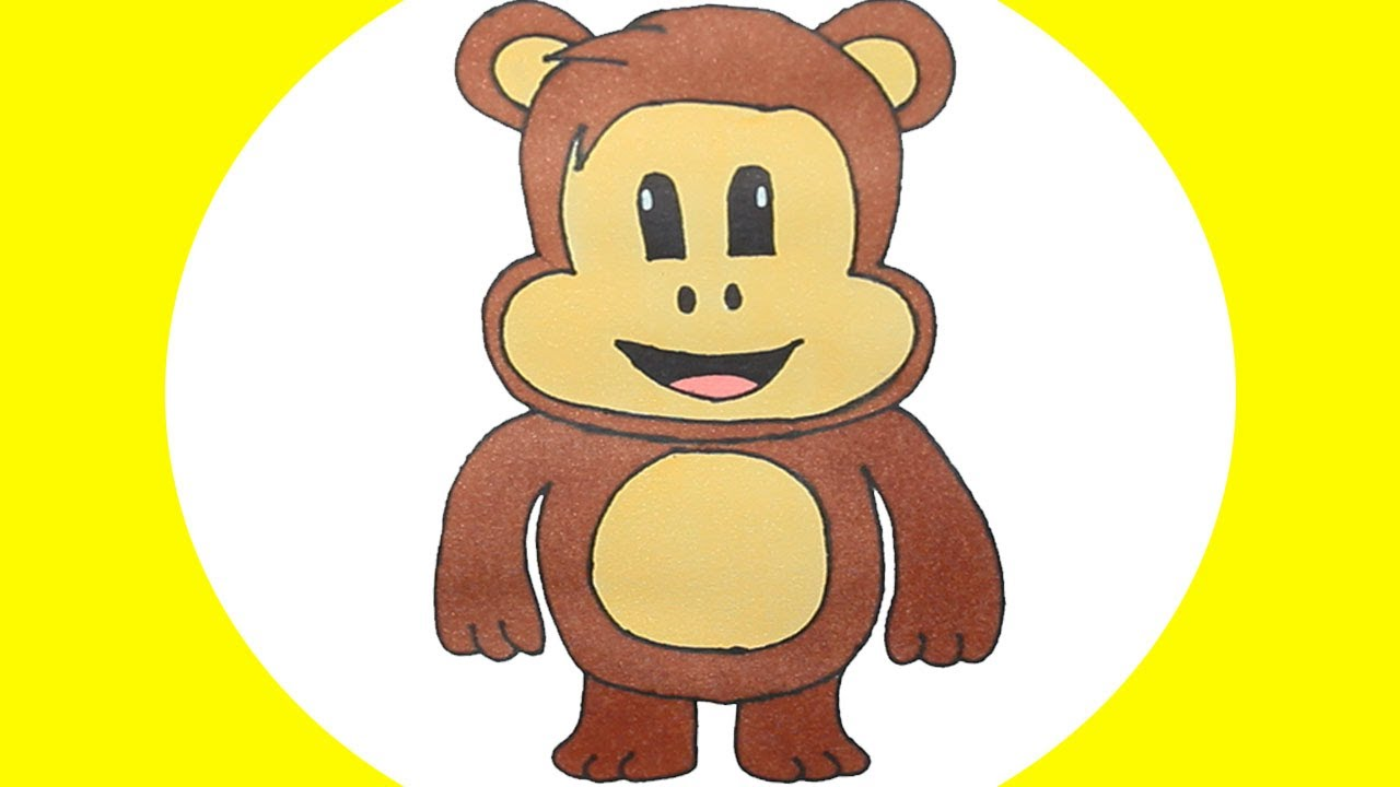 Desenho do Julius Jr. personagem Ursolino ❤ desenhando desenhos animados para crianças em português.