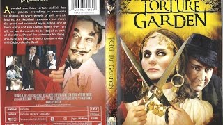 Torture Garden(1967) Movie Review