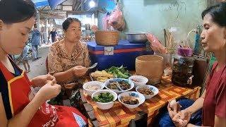 ตะลอนไปใน Vietnam EP6:ตลาดเช้าหลักซาว กินข้าวเช้าฮวมกันกับพี่น้องลาวเมืองคำเกิด