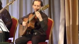 """ШУЛЯТЬЕВ Александр (гитара) - музыка из к/ф """"Свой среди чужих, чужой среди своих"""""""