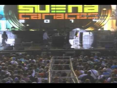 Shalom Vibrations en el Suena Caracas 2014, concierto completo