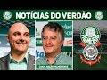 Paulo Nobre renuncia e deixa o Palmeiras! CBF define arbitragem de Corinthians x Palmeiras e adversário da próxima fase da Libertadores está definido