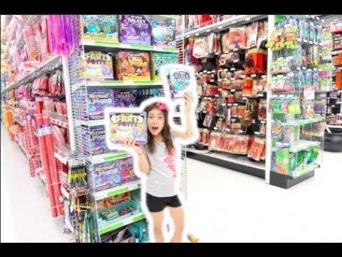 NEW SLIME KITS AT PARTY CITY! SO MUCH SLIME AND PUTTY!
