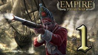 Прохождение Empire: Total War за Россию. 1 серия.