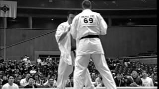 36 Чемпионат Японии. Бой Макс Дедик - Кентаро Танака
