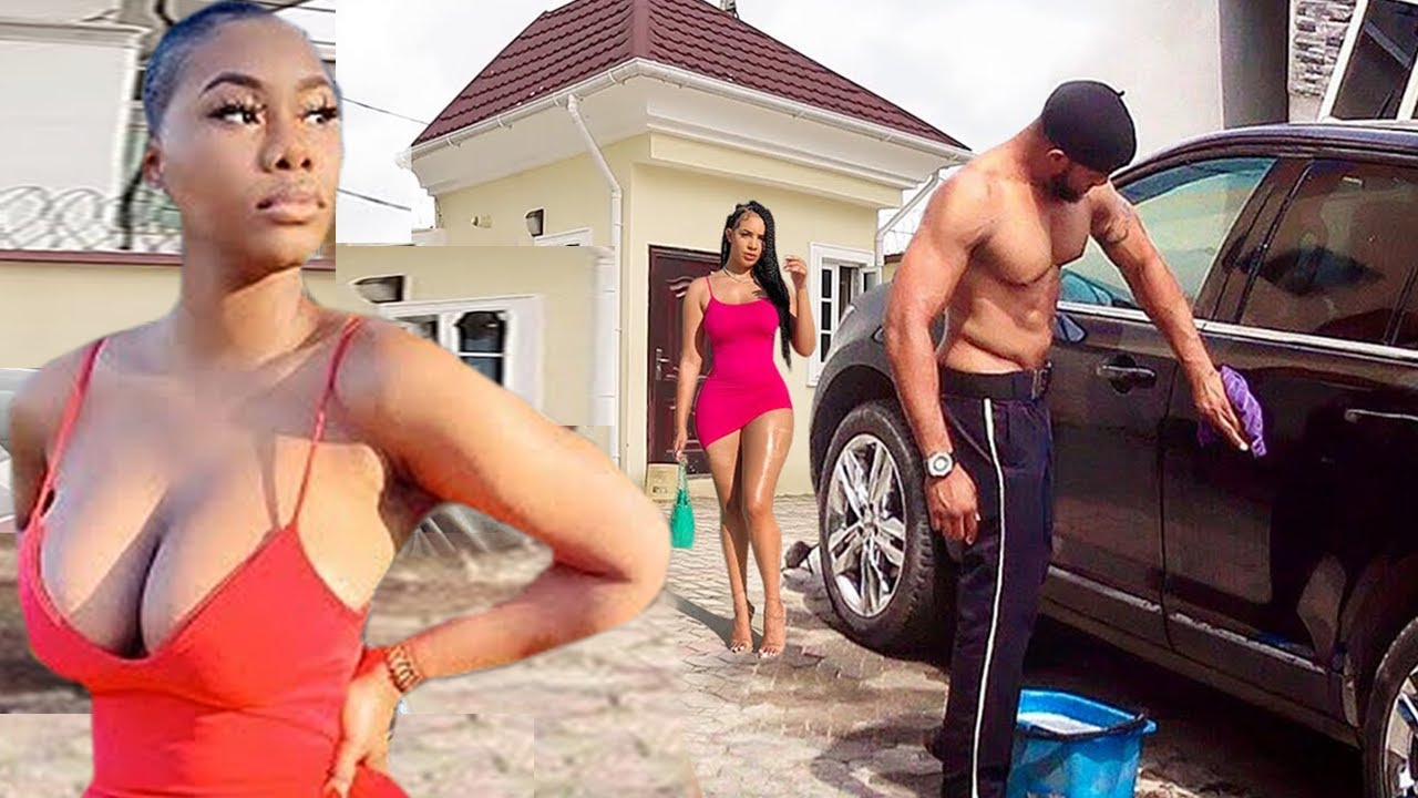 Download How The Hot Pretty Billionaire Boss Lady Fell In Luv Wit Her Mum Poor Handsome Driver-Nigerian movie
