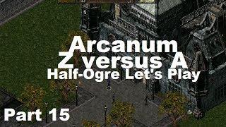 Arcanum Half Ogre Let