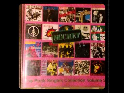 V.A. Secret Records The Punk Singles Collection Volume 2 (FULL ALBUM)