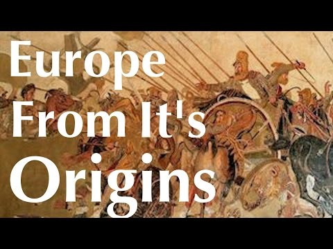 Europe From It's Origins  - Constantine the Great - Episode 1