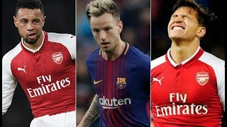 Coquelin & Alexis On The Way Out As Arsenal Consider Rakatic! | AFTV Transfer Daily