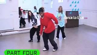 house dance routine tutorial littlemilk