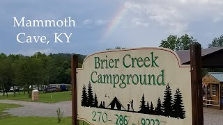 E54 Brier Creek Campground, Maṁmoth Cave, KY