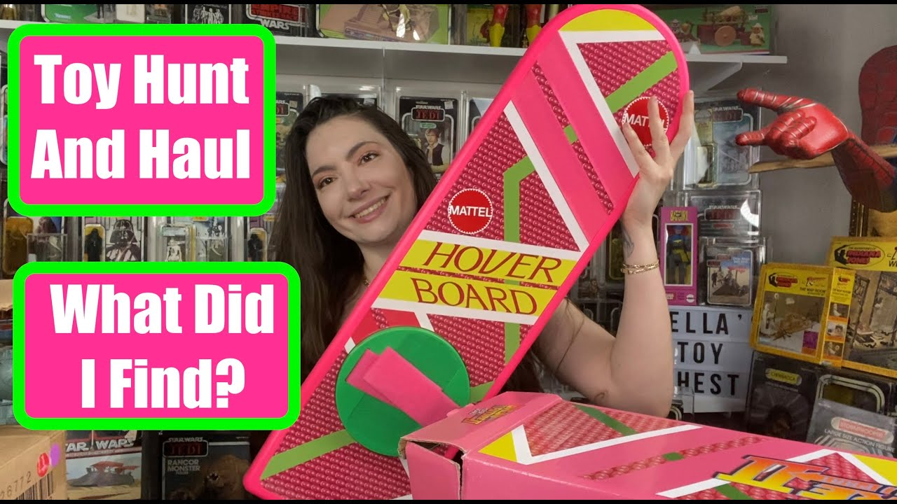 House Hunting Vintage Toy Hunt And Haul