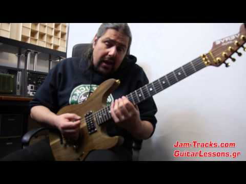 How to create cool Phrygian Metal Riffs Part 1 | Lick 145
