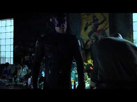 Marvel's Daredevil - Elektra and Daredevil (new costume+billy club)