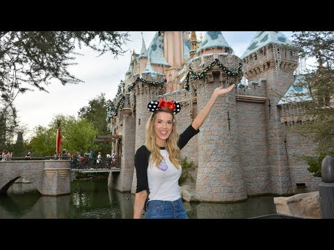 HAPPILY EVER AFTER DISNEY DAY | leighannvlogs