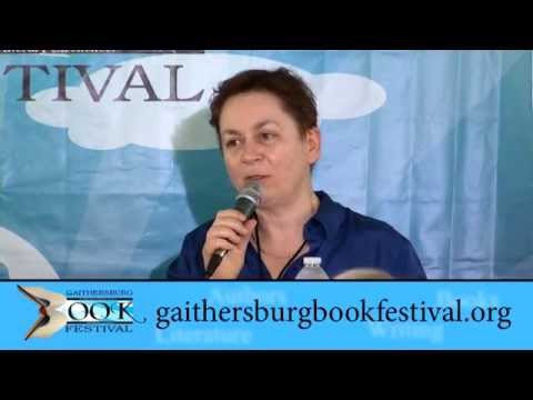Anne Enright Gaithersburg Book Festival 2015