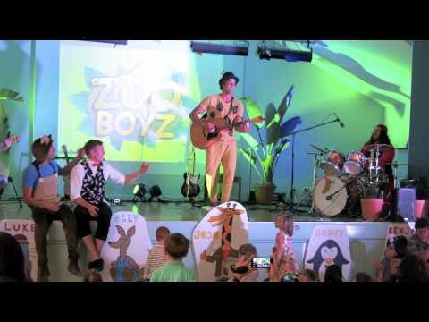 Shake It Like A Jellyfish - Zoo Boyz (audio)