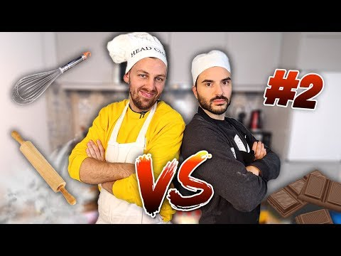 Qui est le meilleur Pâtissier : gâteau challenge #2