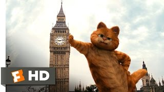 Garfield: A Tail of Two Kitties (1/5) Movie CLIP - The British Are Coming! (2006) HD