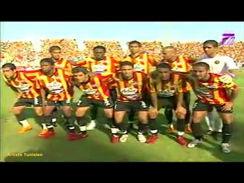 DS Espérance Sportive de Tunis 3-1 Club Sportif Sfaxien 09-08-2008 EST vs CSS