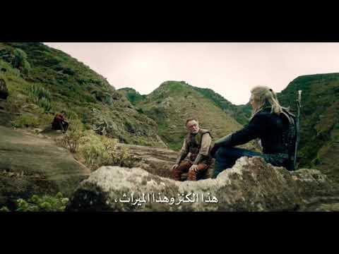 جيرالت-&-ينفير---مسلسل-الساحر-geralt-&-yennefer---the-witcher