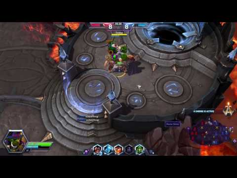 Heroes of the Storm - Daily Dose Episode 181: Hero League Trolls