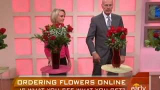 Testing Online Flowers