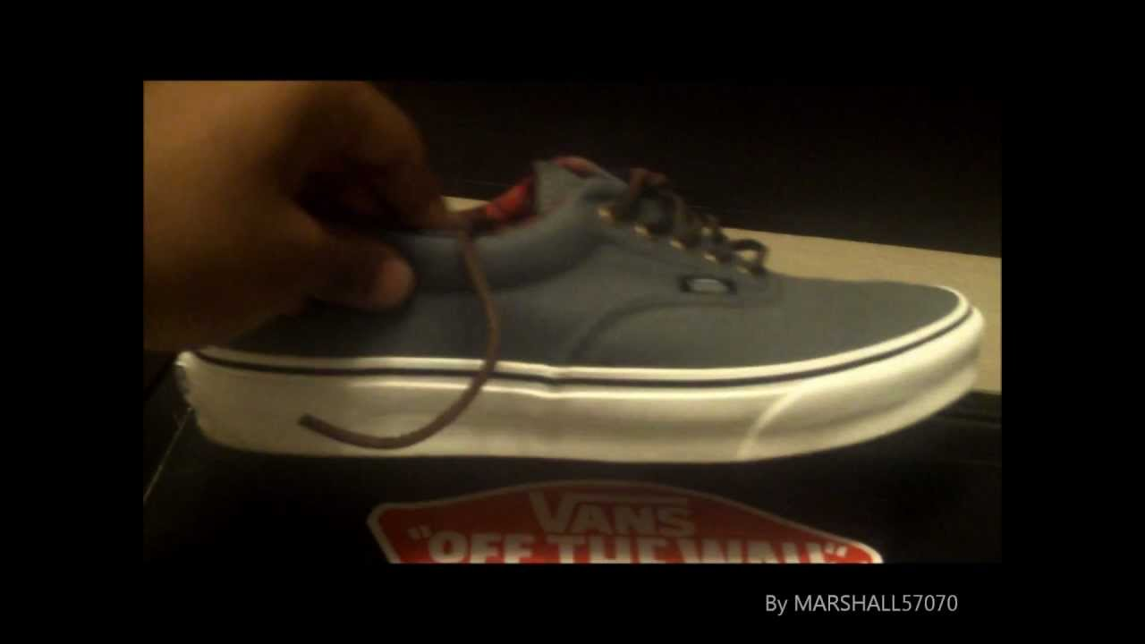 Vans ERA 59 - Castlerock -   On feet   review   HD - YouTube 471346cdad